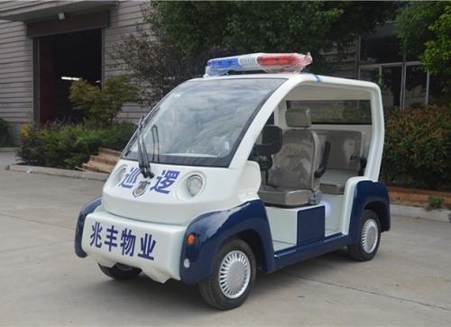 株洲四轮电动巡逻车
