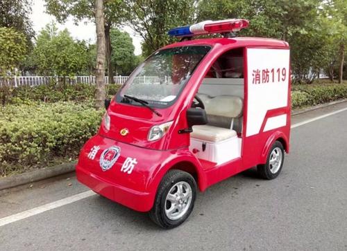 株洲电动消防车