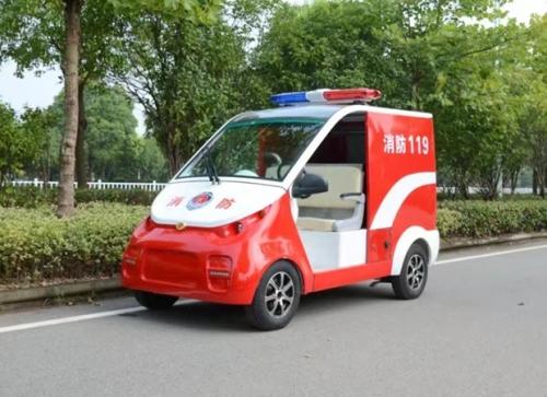 宜昌智能电动消防车